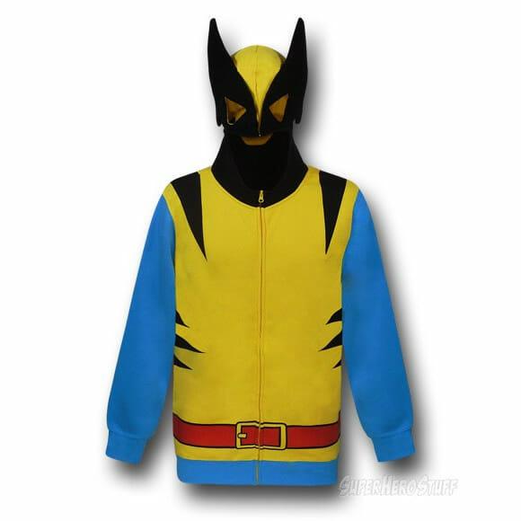 Moda geek: Moletons do Wolverine, Venom, Super-Homem e Batgirl