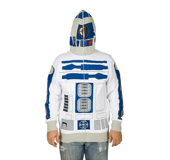 Moda geek - Blusas R2-D2 e Chewbacca