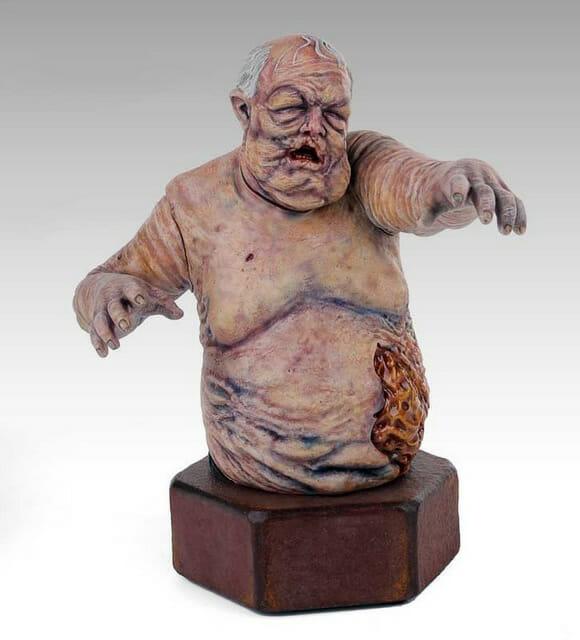 Cofrinho Zumbi do Poço de The Waking Dead -  Cooooooiiiiiiiiiiiinnssss!