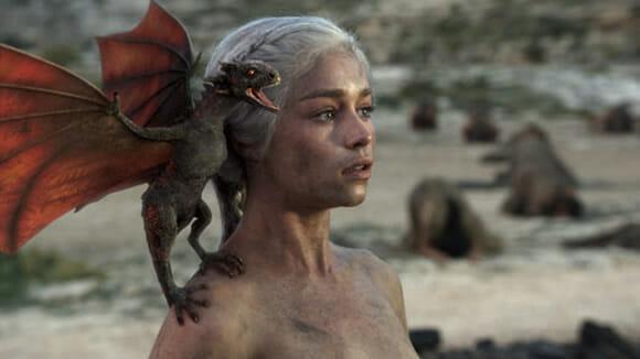 Game of Thrones - Com e Sem efeitos especiais