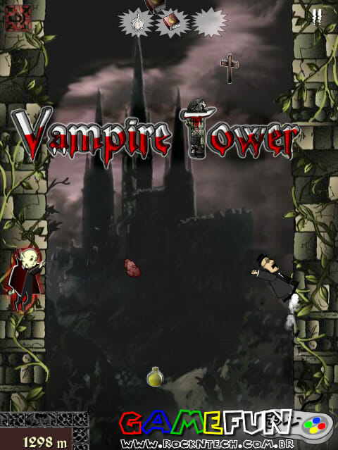 GAMEFUN - Vampire Tower