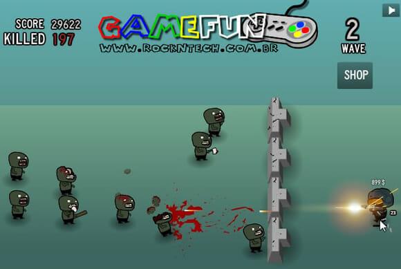 GAMEFUN - Zombie Dozen