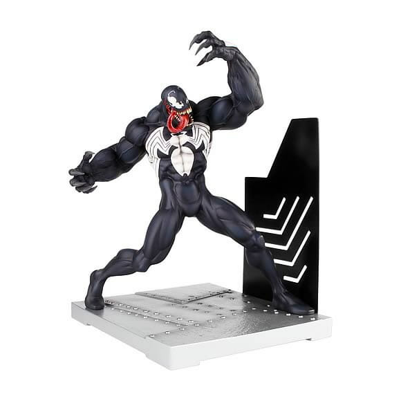 Porta-livros do Venom é AWESOME!