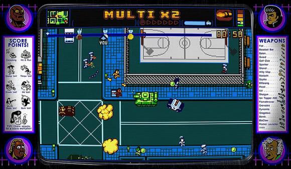 Jogo Retro City Rampage para PS3 e PS Vita traz muita ação em uma overdose de 8-bits! (vídeo)
