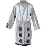 Roupões de banho imitam os Daleks e trajes dos doutores de Doctor Who