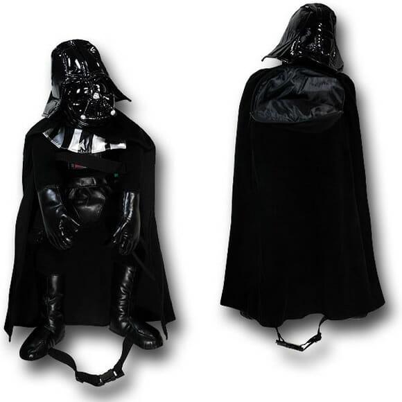 Mochila Darth Vader - Carregue o Lord nas costas por onde for!