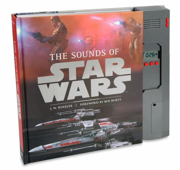 "Enciclopédia ""sonora"" de Star Wars permite escutarmos os sons e efeitos sonoros dos filmes"