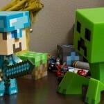 Mojang lança 2 novos action figures dedicados aos fãs de Minecraft