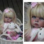 Brinquedo de gente grande: Bonecos realistas parecem bebês de vampiros e zumbis