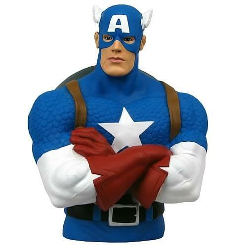 Cofrinhos geeks - Deixe que os super-heróis cuidem de suas economias pra você!