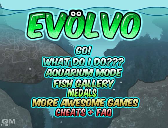 GAMEFUN - Evolvo