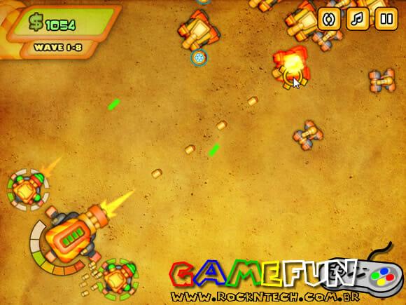 GAMEFUN - Nuclear Gun