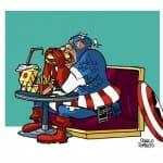 Super-heróis falidos