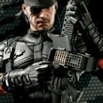 Action figure de Snake Eater dedicado aos fãs de Metal Gear Solid é perfeito!