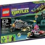 Lego lança novos sets baseados na nova série das Tartarugas Ninjas!