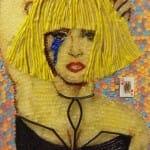 Artista cria retratos incríveis de celebridades feitos com doces