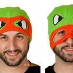 Toucas pra você se sentir um verdadeiro membro das Tartarugas Ninjas
