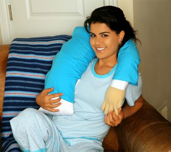 Boyfriend Pillow - A almofada dos Forever Alones