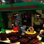 Réplica da Toca de Hobbit de Bilbo Bolseiro em tamanho real feita de Lego