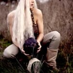 Cosplay da personagem Daenerys Targaryen de Game Of Thrones