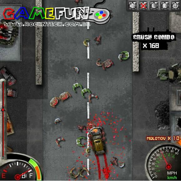 GAMEFUN - Zombogrinder 2