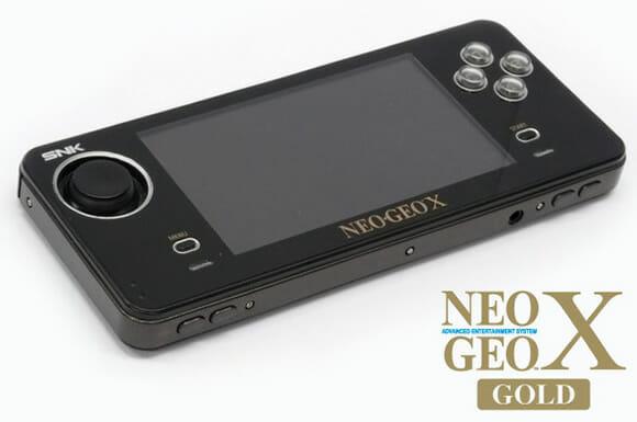 Console NEO GEO X Gold é oficialmente lançado pela SNK - Veja lista completa de jogos!