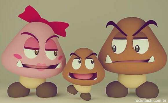 "VIDEOFUN - Curta de animação ""First Person Goomba"""