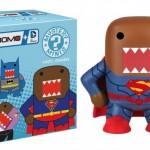 Funko lança bonecos Domo-Kun versão DC Comics
