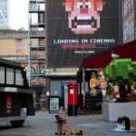 """Rua de Londres ganha decoração especial 8-Bits para o lançamento do filme """"Detona Ralph"""""""