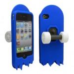 Capa para iPhone imita um skate quebrado