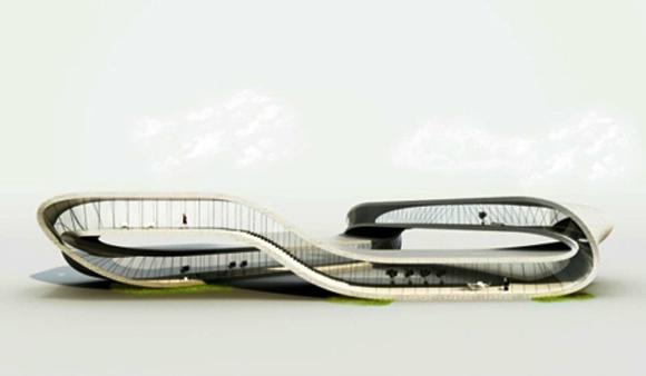 Arquitetos holandeses planejam construir uma casa com peças impressas por uma impressora 3D