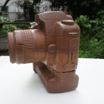 Câmera de Chocolate é perfeita para chocólatras amantes de fotografia