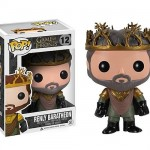 Coleção de bonecos POP! Series 2 da Funko traz novos personagens da série Game Of Thrones