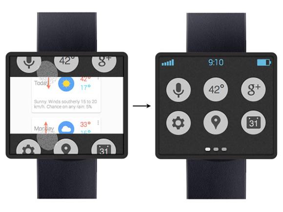 RUMOR: Google poderá lançar em breve relógio de pulso inteligente - veja um provável conceito