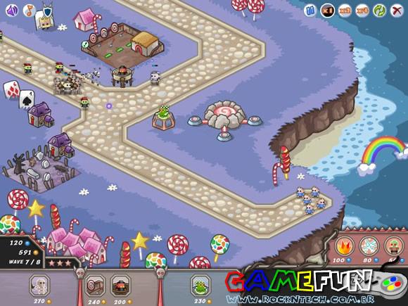 GAMEFUN - Demons vs Fairyland