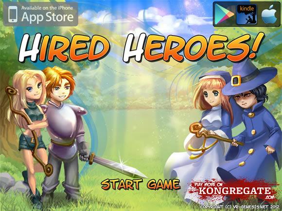 GAMEFUN - Hired Heroes