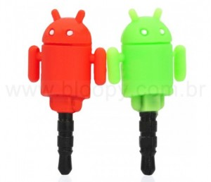 Turbine seu Celular ou Smartphone Android com plugs do Android!
