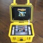 Kit portátil de sobrevivência com Super Nintendo garante a diversão em caso de Apocalipse Zumbi