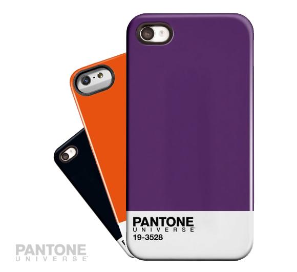 Capas para iPhones Pantone Universe - Escolha a cor você mais gosta!