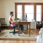 Caixa de areia de praia para escritórios alivia o estresse em caso de Home Office