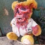 Ursinhos Ted zumbis acabam com a infância de qualquer um