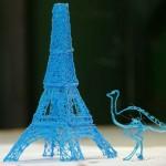 Com vocês a 3Doodler: A primeira impressora 3D do mundo em forma de caneta!