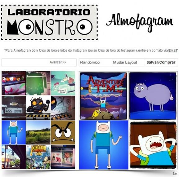 Conheça as Almofagrams – Almofadas personalizadas com imagens do seu próprio Instagram!