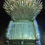 Bolo imita o Trono de Ferro da série Game Of Thrones
