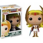 Nova coleção Pop! da Funko de bonecos do He-Man e os Defensores do Universo