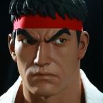 Busto do Ryu em tamanho real é incrivelmente perfeito