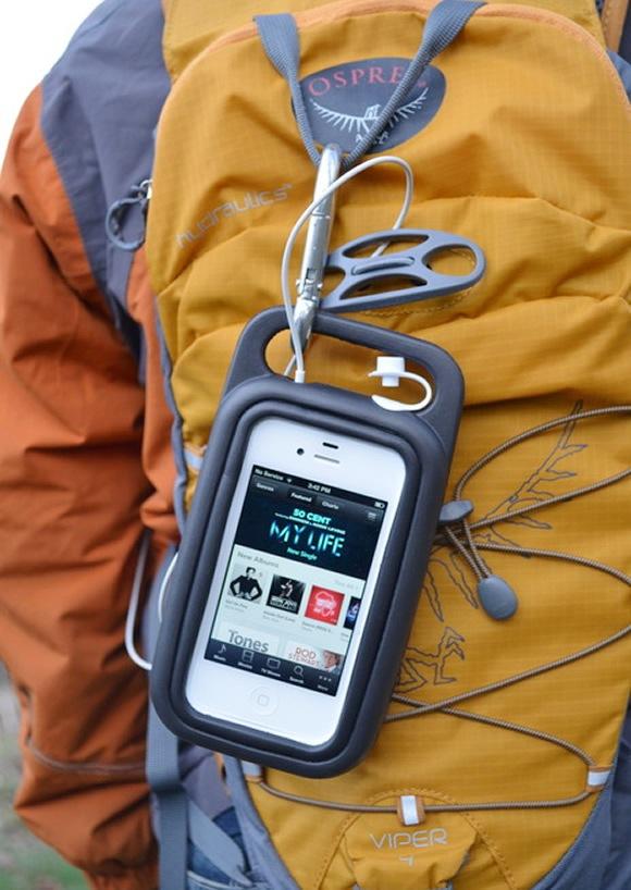 Capa ULTRA resistente para iPhones resiste a quedas de até 1800 m de altitude (vídeo)