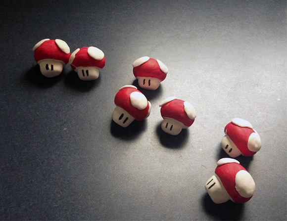 Cogumelos do Super Mario: Em breve no supermercado mais próximo de você!