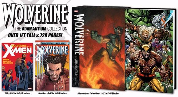 Marvel lança MEGA livro de 7,2 Kg com absolutamente TUDO sobre Wolverine