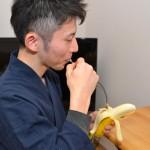 Japonês famoso na internet por esculpir bananas mostra como faz suas esculturas inusitadas
